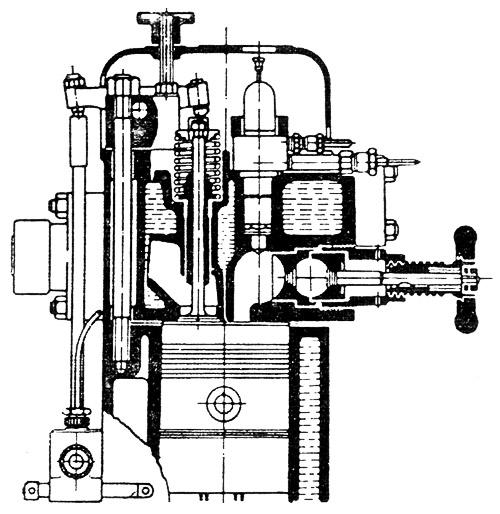 motoren draaien in landbouwtractoren