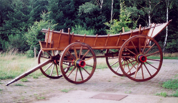 Goede Boerenwagen ZW-49